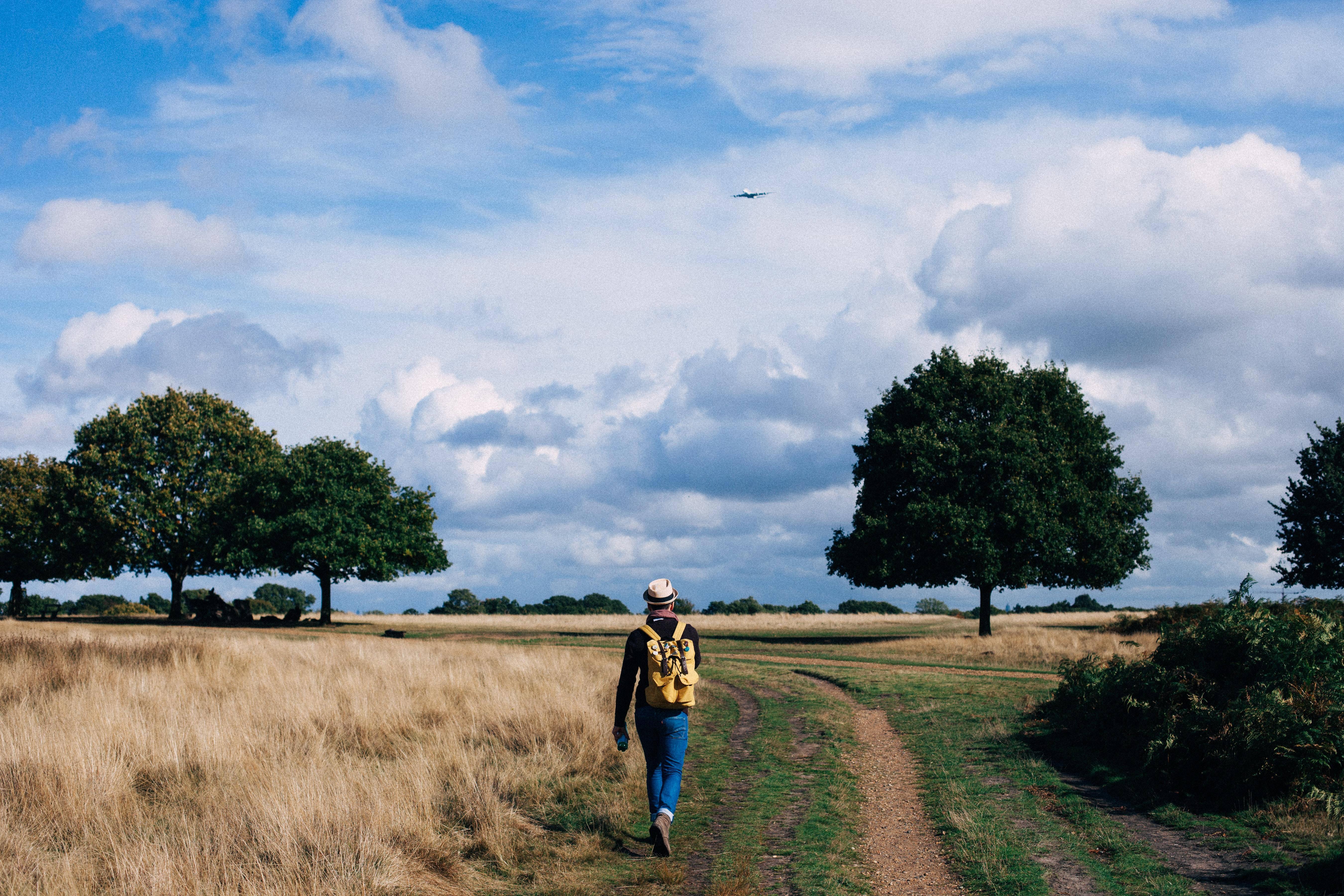 Maak een dagelijkse wandeling